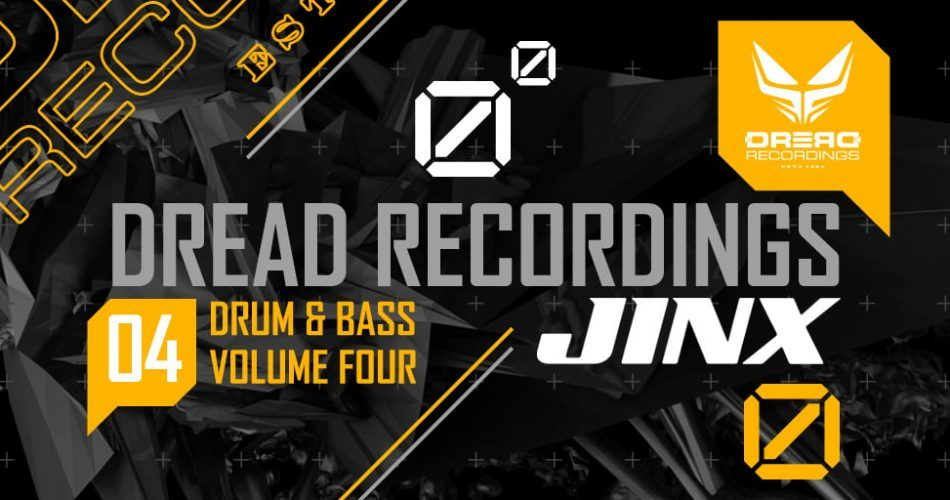 Loopmasters Dread Recordings Vol 4 Jinx