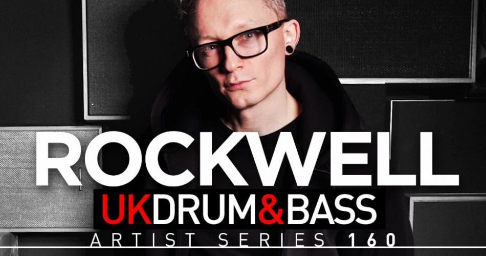 Loopmasters Rockwell UK Drum & Bass