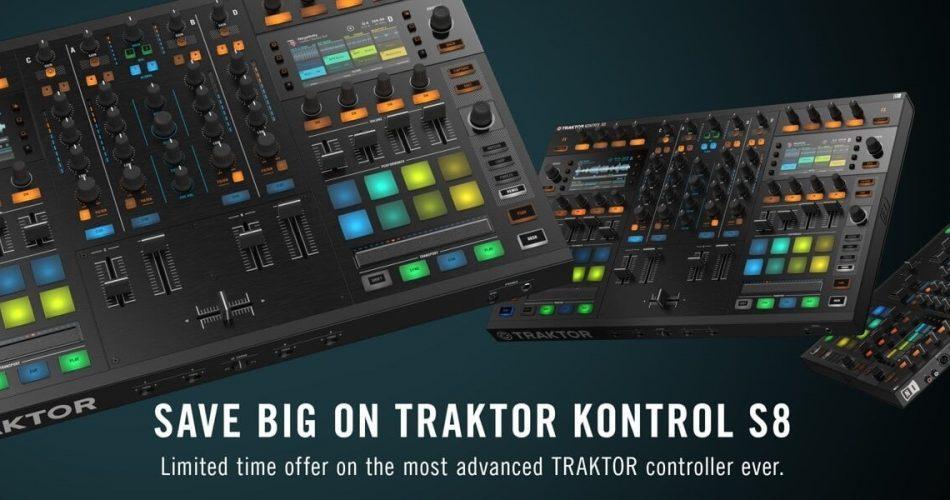 NI TRAKTOR KONTROL S8 Sales Special