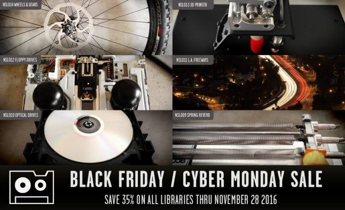 New Sound Lab sale