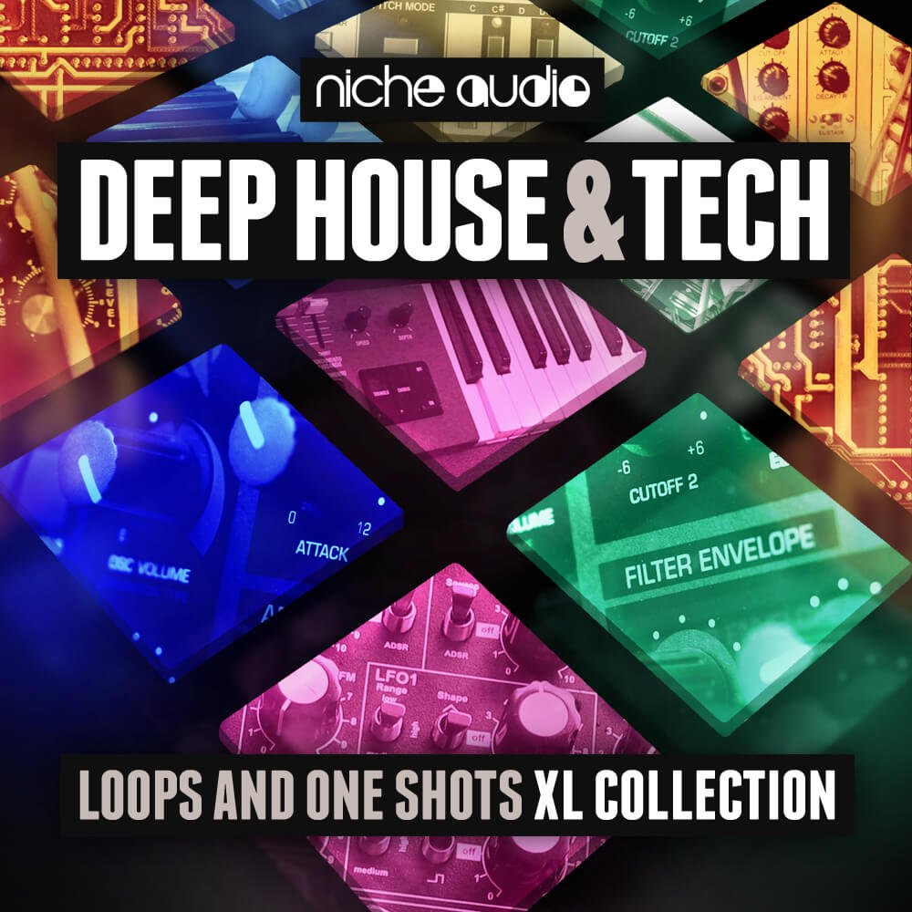 Niche audio deep house tech xl collection at loopmasters - Deep house tech ...