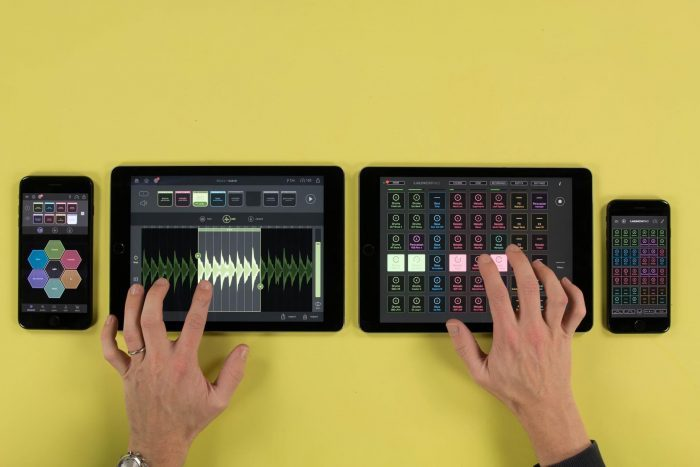 Novation Blocs Wave Launchpad iOS
