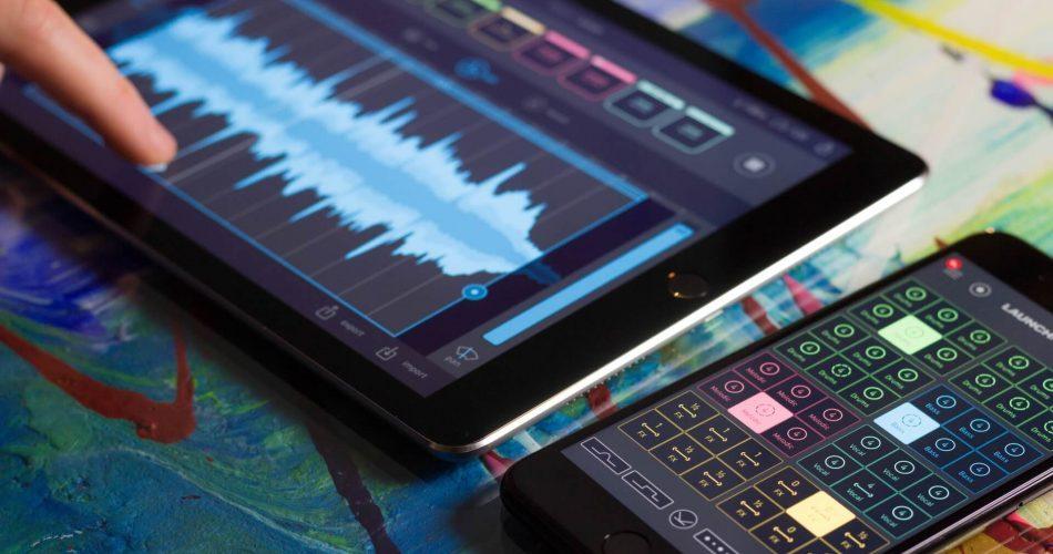 Novation Blocs Wave Launchpad iOS
