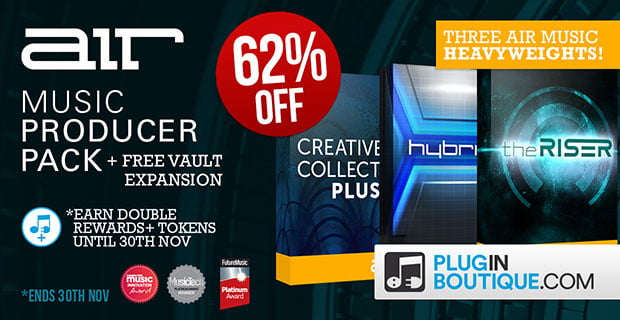 PIB AIR Music Producer Pack sale