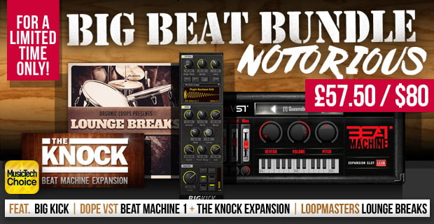 PIB Big Beat Bundle