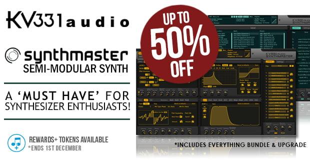 PIB KV331 SynthMaster sale