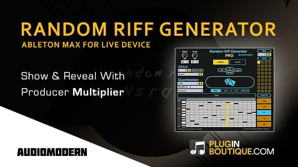 PIB Random Riff Generator PRO Show & Reveal