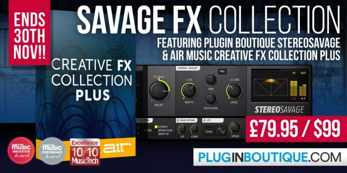 PIB Savage FX Collection