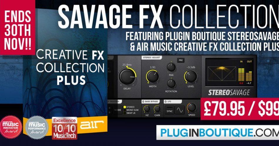 PIB Savage FX Collection