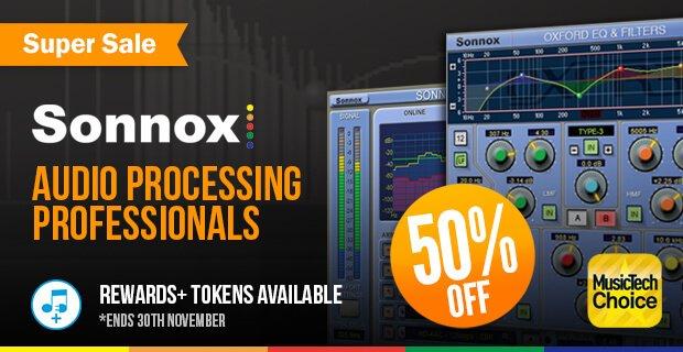 PIB Sonnox November sale