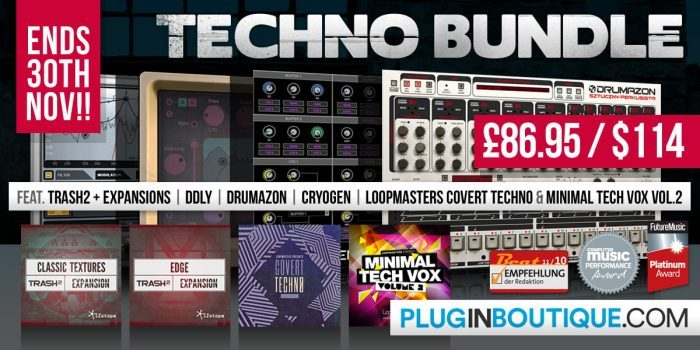 PIB Techno Bundle