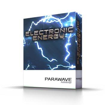 Parawave Audio Electronic Energy