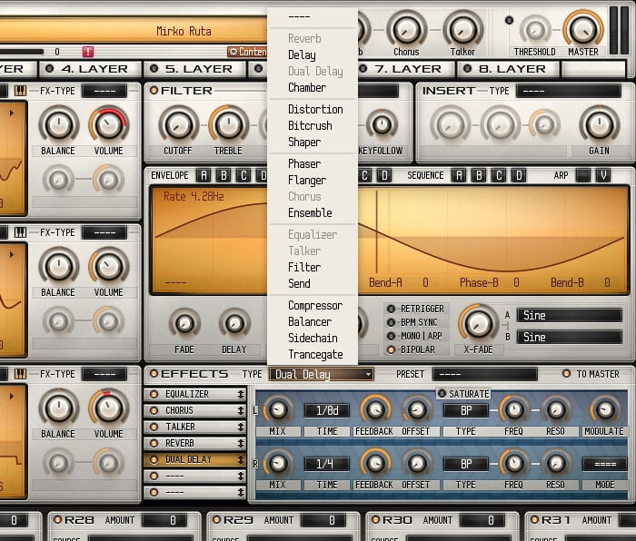 Parawave Audio Rapid effects rack