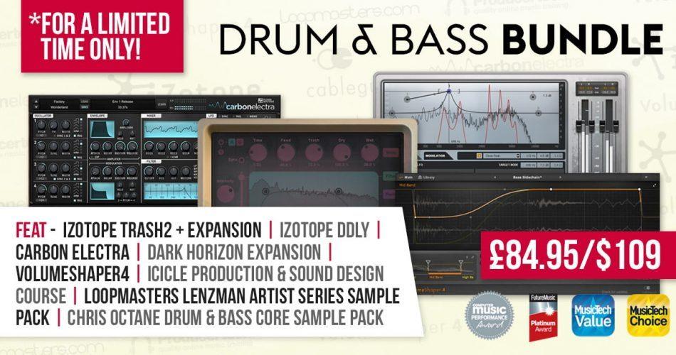 Plugin Boutique Drum & Bass Bundle