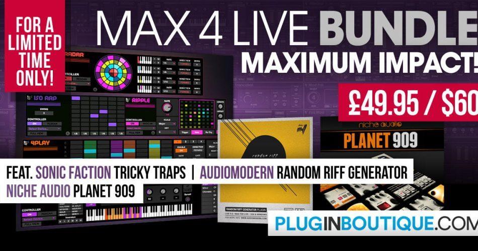 Plugin Boutique Max for Live Bundle