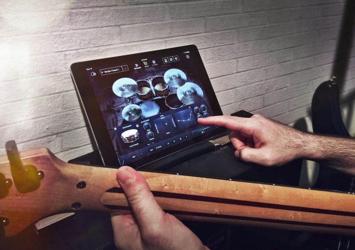 Positive Grid AI Drums