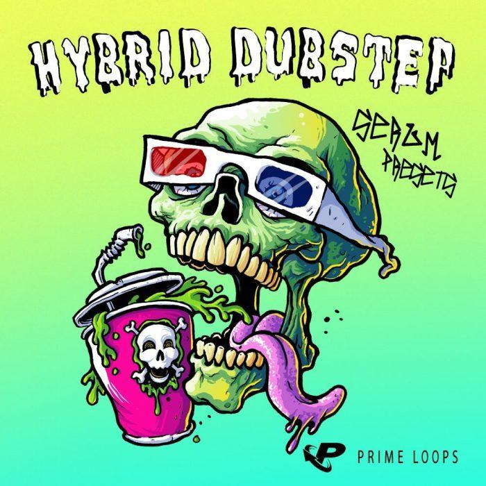 Prime Loops Hybrid Dubstep