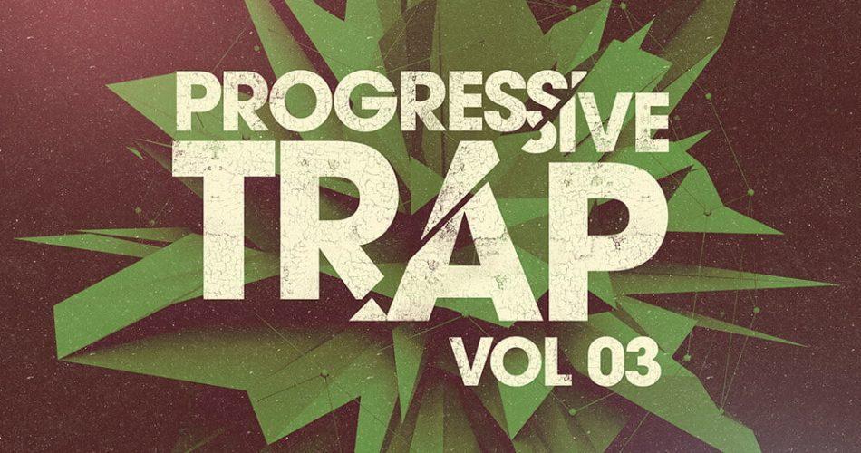 Producer Loops Progressive Trap V3