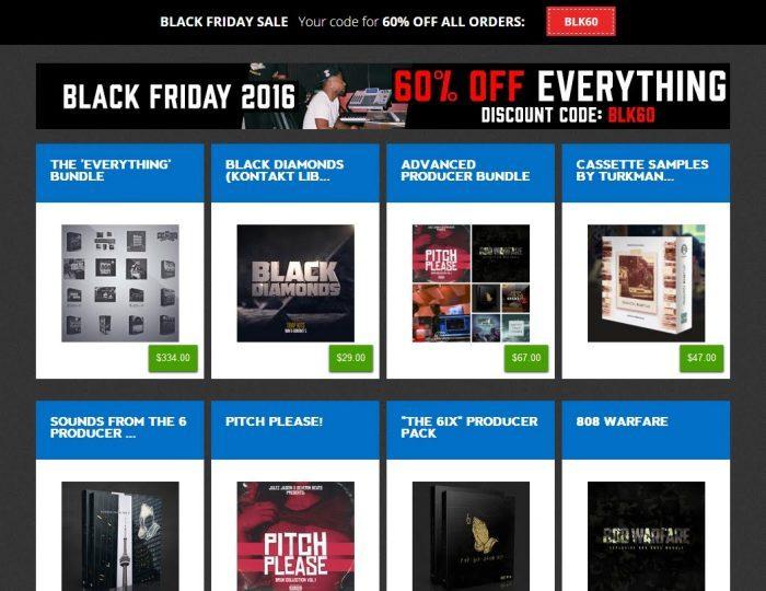Producers Choice Black Friday 2016
