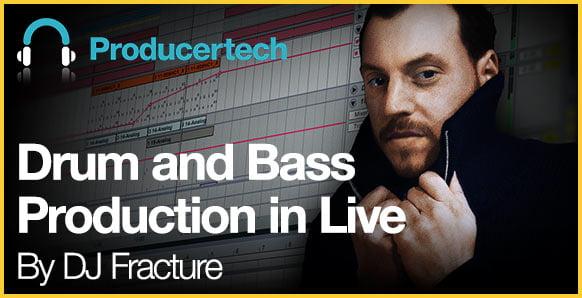 Producertech Drum and Bass Production DJ Fracture