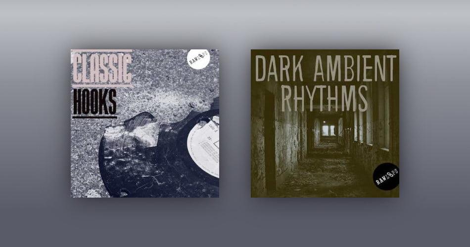 Raw Loops Classic Hooks Dark Ambient Rhythms