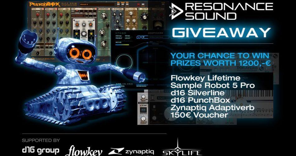 Resonance Sound Giveaway 2016