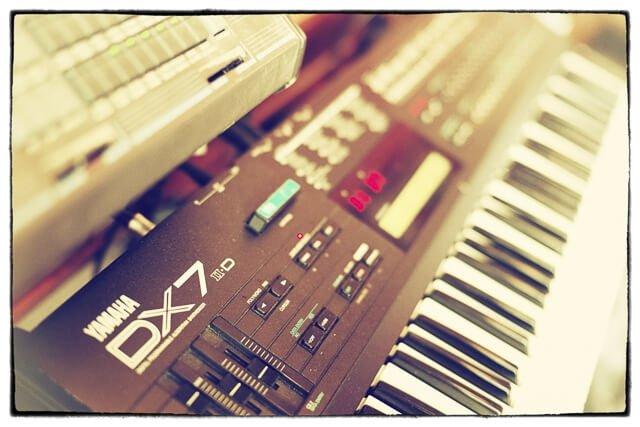 Rhythmic Robot DX Keys