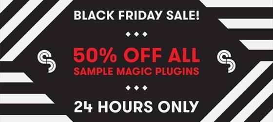 Sample Magic Black Friday Sale