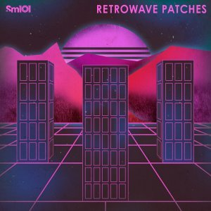 Sample Magic Retrowave Patches
