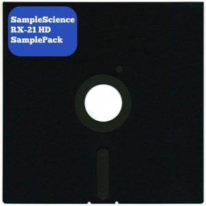 SampleScience Yamaha RX21