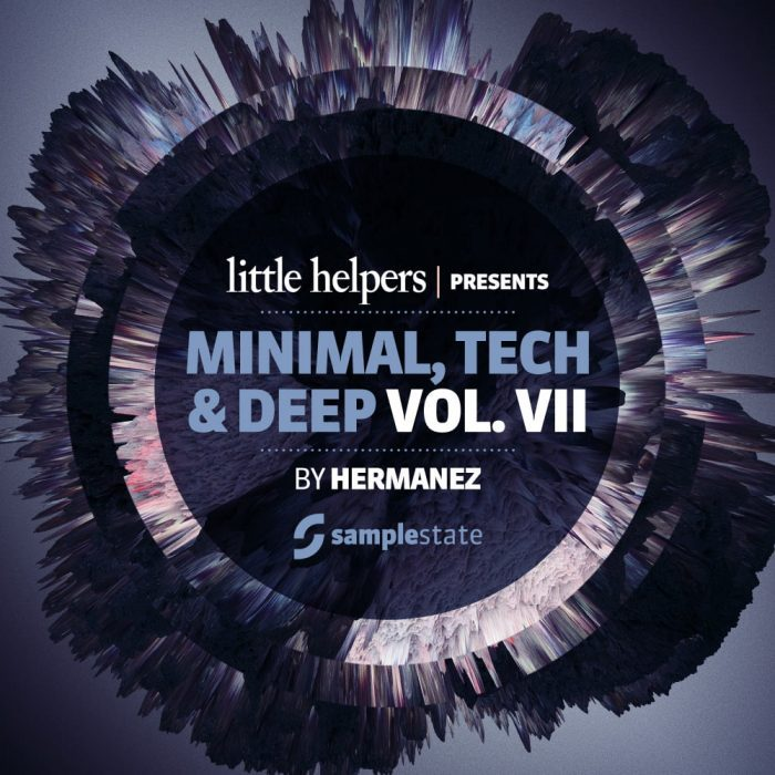 Samplestate Little Helpers Vol 7 Hermanez