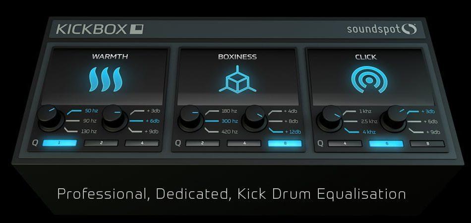Soundspot KickBox feat