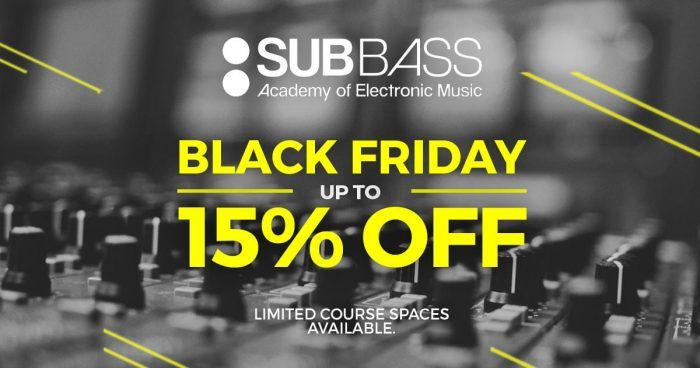 SubBass Black Friday