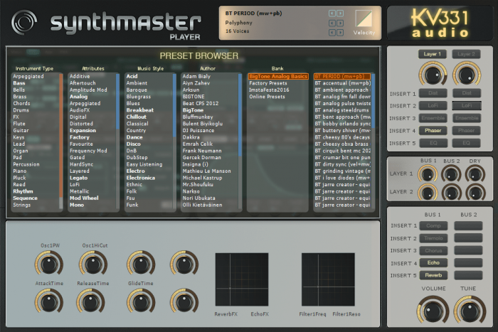 SynthMaster Player 2.8.6