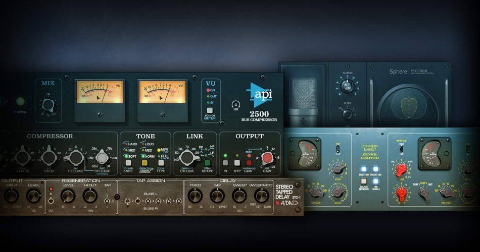 UAD Software v9.0