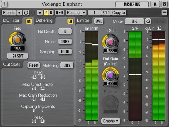 Voxengo Elephant