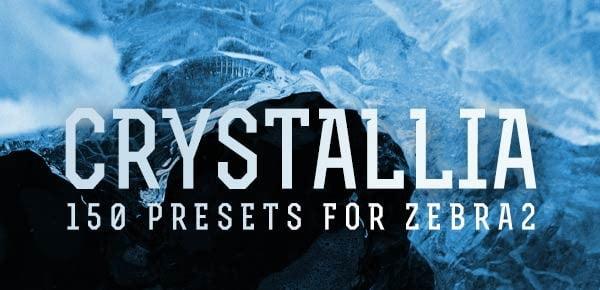 u he Crystallia for Zebra 2