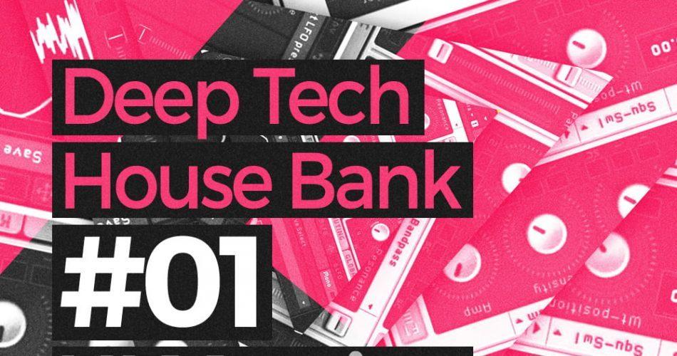 5Pin Media Deep Tech House Bank for Massive