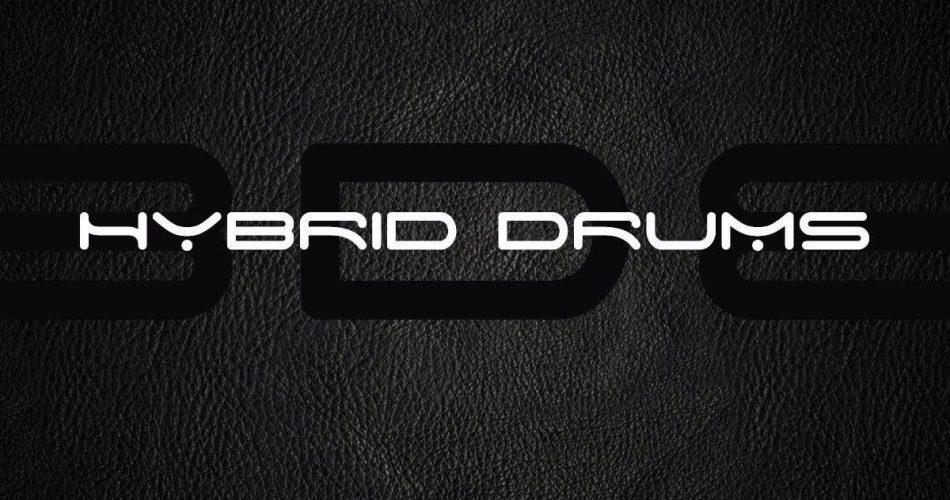 8Dio Hybrid Drums 8D8