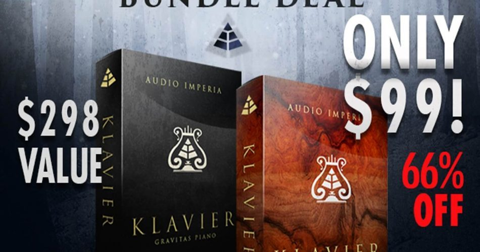 APD Audio Imperia Klavier Bundle sale feat