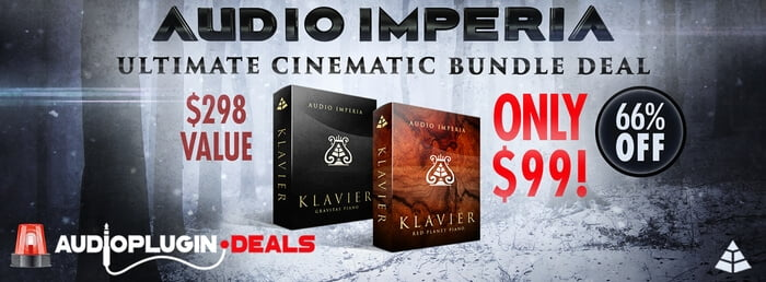 APD Audio Imperia Klavier Bundle sale