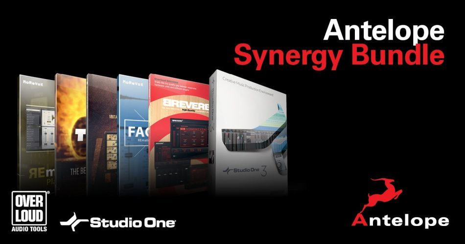 Antelope Audio Synergy Bundle