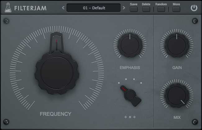 AudioThing FilterJam