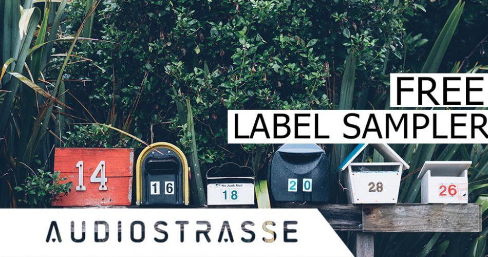 Audiostrasse Label Sampler