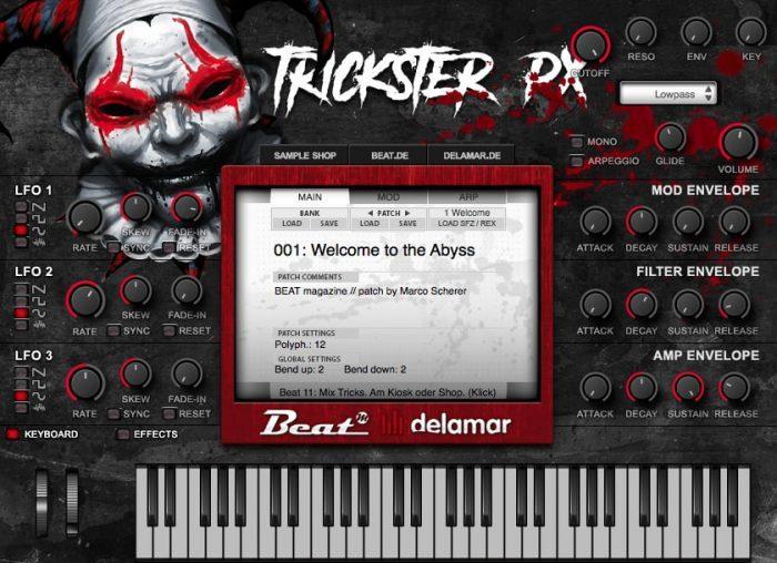 Beat Trickster