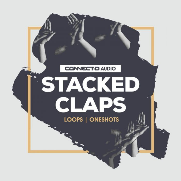 CONNECT:D Audio Stacked Claps