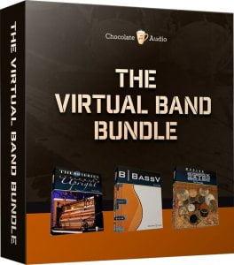 Chocolate Audio Virtual Band Bundle