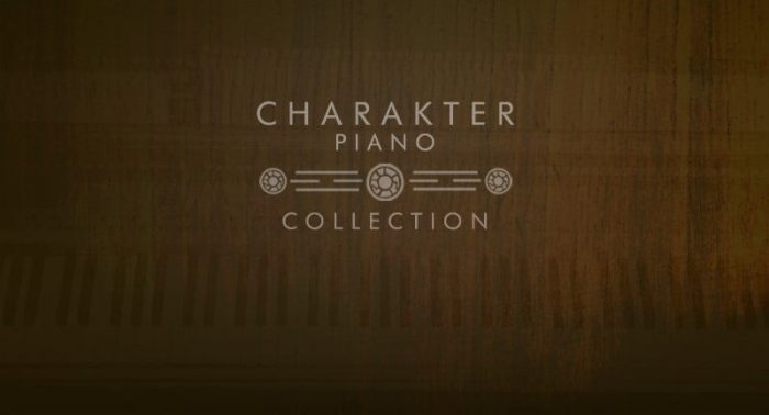 Cinematique Charakter Piano Collection
