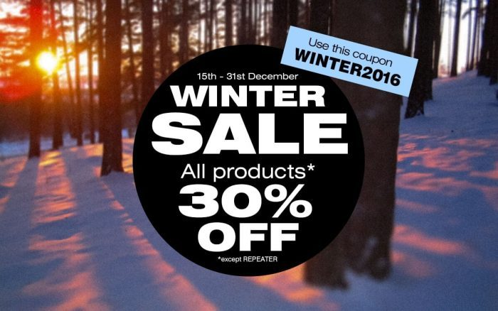 D16 Group 2016 Winter Sale