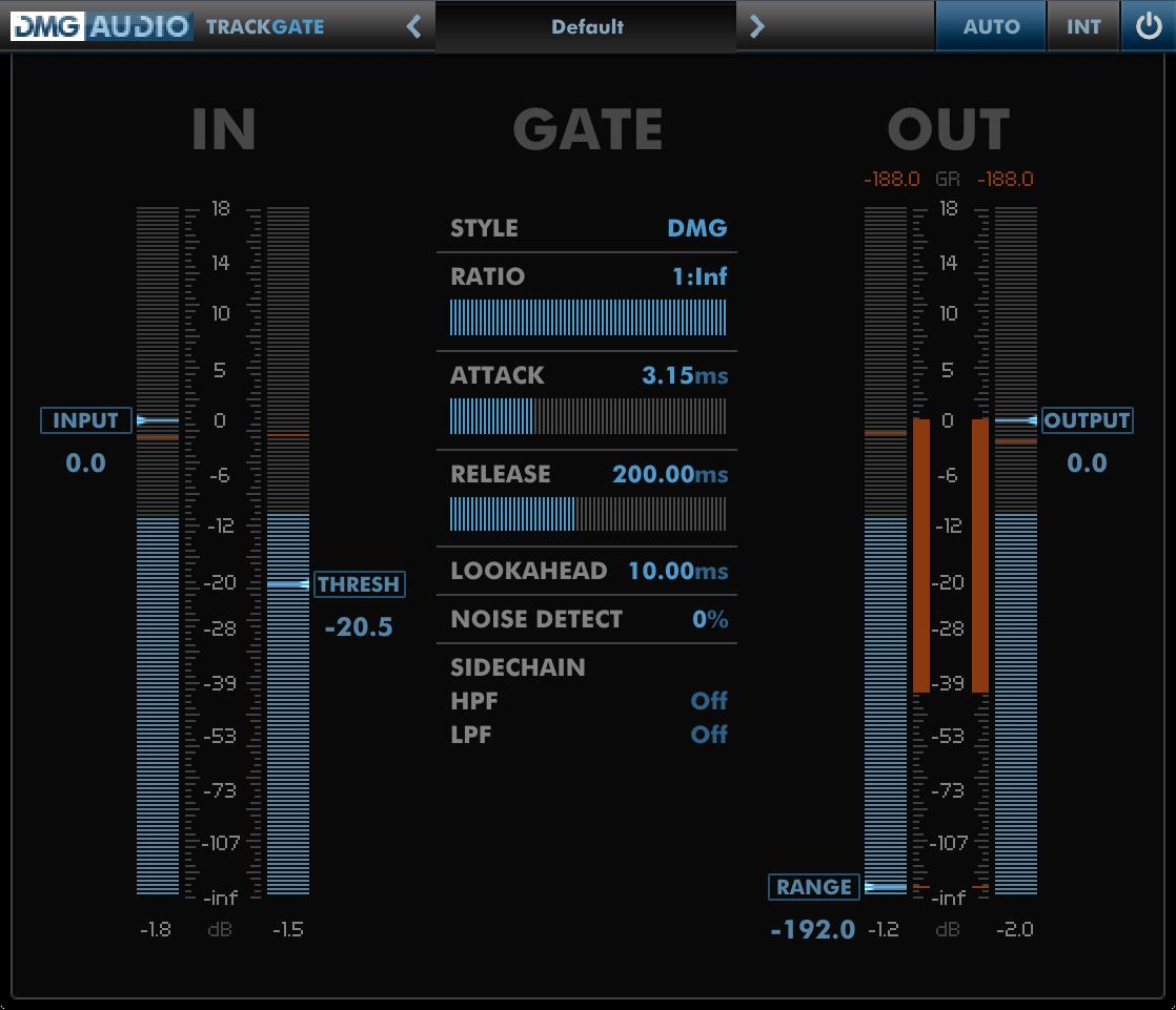 DMG Audio TrackGate